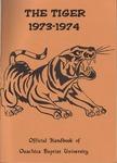 Official Handbook 1973-1974