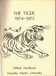 Official Handbook 1974-1975