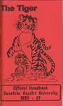 Official Handbook 1980-1981