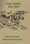 Official Handbook 1972-1973