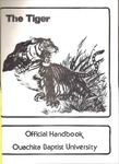Official Handbook 1975-1976 by Ouachita Baptist University
