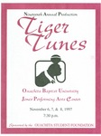 Tiger Tunes 1997 by Ouachita Student Foundation