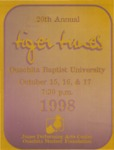 Tiger Tunes 1998 by Ouachita Student Foundation