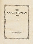 The Ouachitonian 1919