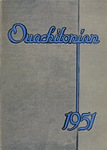 The Ouachitonian 1951 by Ouachitonian Staff