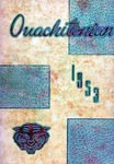 The Ouachitonian 1953 by Ouachitonian Staff