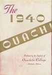 The Ouachitonian 1940 by Ouachitonian Staff