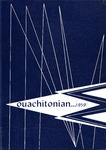The Ouachitonian 1959 by Ouachitonian Staff