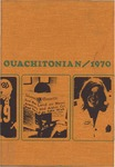 The Ouachitonian 1970 by Ouachitonian Staff
